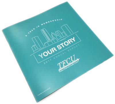 TFCU Annual Report 2017